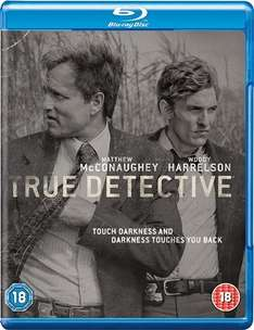 PreOwned True Detective Season 1 £8.00 instore @ cex or £10.50 delivered