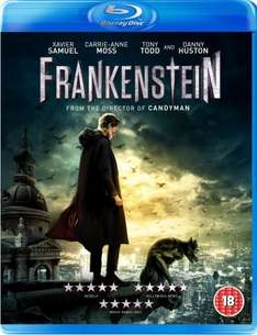 Frankenstein (Blu-Ray) £1.80 Delivered (Using Code) @ Zoom (£2 @ Amazon With Prime)