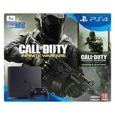 PS4 1TB with COD: Legacy Edition physical copy (MW:R download) + 2 Months NOW TV Cinema pass £229.99 instore @GAME