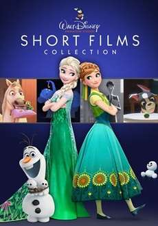 Sky Store Offer - Walt Disney Animation Studios Short Films Collection £4.99 (free with voucher)