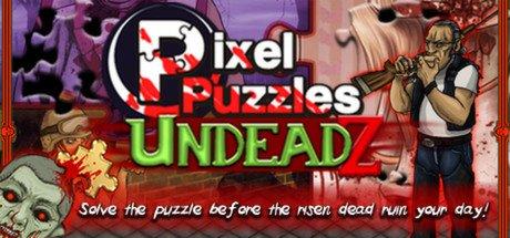 Pixel Puzzles: UndeadZ [Steam] Free via Indiegala