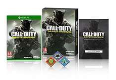 Infinite Warfare limited edition including HELLSTORM camo and pin badges. £30.99 @Amazon