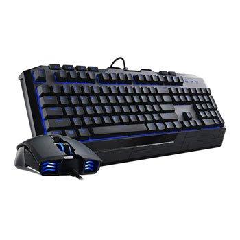 Cooler Master Devastator II With Blue Backlight Keyboard and Mouse Bundle £23.99 + £4.79 P&P @ scan.co.uk