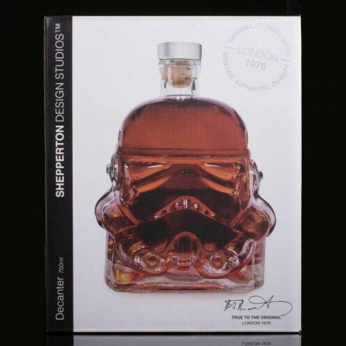 Stormtrooper drinks decanter 750ml £18.08 delivered @ eBay/Findmeagift