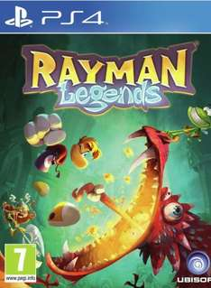 Rayman legends ps4 £11.99 brand new with free delivery Argos