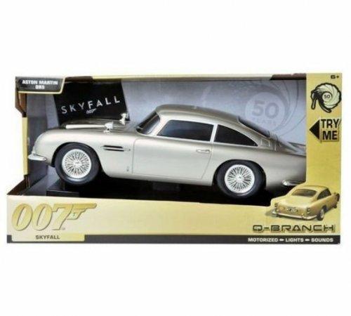 James Bond 50th Anniversary Aston Martin DB5 Car LESS THAN HALF PRICE £10.99 WAS £27.99 ARGOS (FREE C+C)