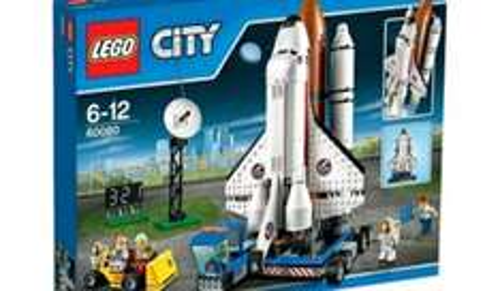 lego city space port 60080 asda direct or £34.95 Argos