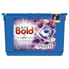 Bold Liqi tabs lavender and camomile £3.99 @ Home Bargains