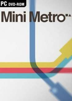 Mini Metro (Steam) £3.41 @ instant-gaming.com