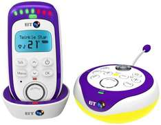 BT 350 HD Audio Baby Monitor With Light Show. Refurbished £35.00 @ Telephones online
