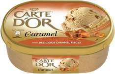 Carte D'or Caramel Ice cream 900ml for £1 in Costcutter Belle Vale.