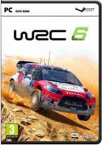 WRC 6 World Rally Championship PC £9.89 @ CDKeys.com