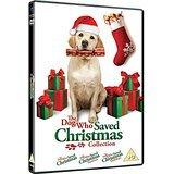 The Dog Who Saved Christmas Collection (3 DVD set)-£1 at Poundland