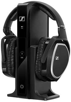 Sennheiser RS165 Wireless Headphones £119.95 @ Amazon (Temporarily out of stock)