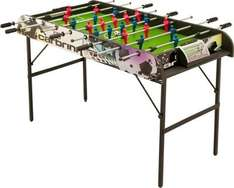 Carbrini 4ft Folding Football Games Table for £29.99 at Argos (Free R+C)