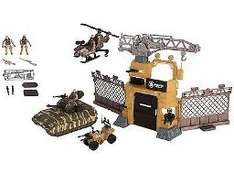 Chad Valley VIII Tank and Camp Playset £7.99 @ Argos ebay free delivery