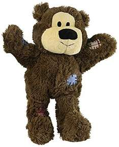 KONG Wild Knots Bear Dog Toy, Medium/Large £3.49 @ AMAZON (AddonItem)