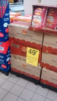 Walkers Crisps Go Barmy for a Sarnie, 6 bags for only 49p at Farmfoods