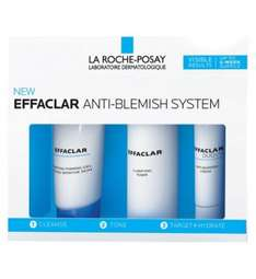 La Roche Posay Effaclar set RRP £32.50 - 3 for £40 with deal @ Boots