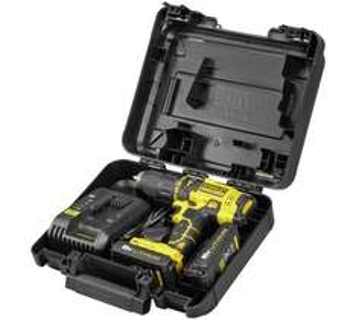 Stanley Fatmax 1.3Ah Cordless Hammer Drill 2 Batteries – 18V - £59.99 @ Argos / edit 28/11 £10 Quidco Bonus back