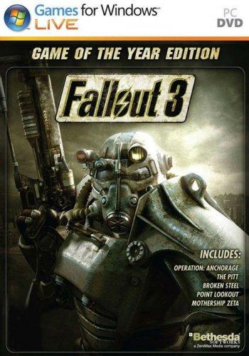 Fallout 3 GOTY Edition £3.97 @ Gamesplanet