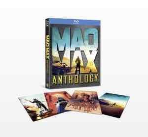 Mad Max Anthology £14.99 @ Zavvi 6% quidco