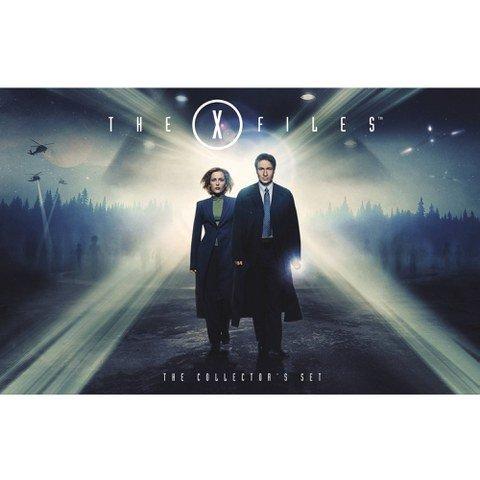 The X-Files The Collector's Set Blu-ray - £59.99 - Zavvi
