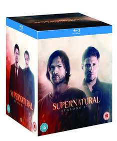 Supernatural - Season 1-10 Blu-ray - £44.99 @ Zavvi - WITH Zavvi Voucher Codes - VCBF50