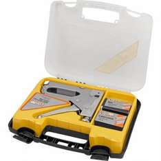 Challenge Xtreme 3-in-1 Staple Gun Kit 1/2 PRICE £7.49 WAS £14.99 ARGOS (FREE C+C)