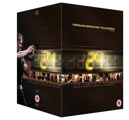 24 - Season 1-9 [DVD] £27.99 @ Amazon