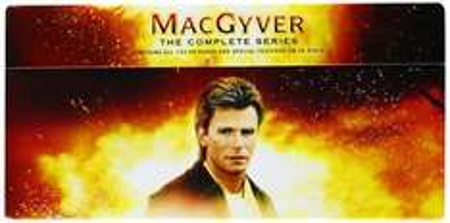 MacGyver The Complete Series [DVD] £27.99 @ Amazon