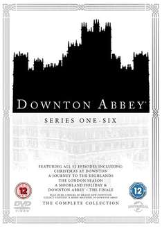 Downton Abbey: The Complete Collection [DVD] £21.99 @ Amazon