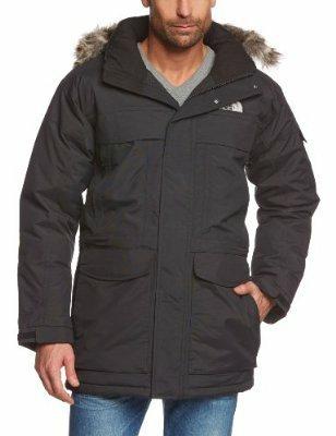 Large Black North Face Mcmurdo Parka £199.20 @ Amazon