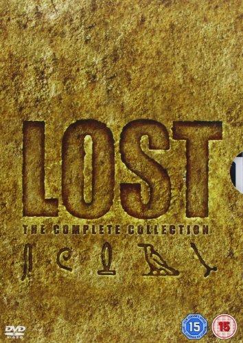 Lost: Season 1-6 [DVD] £25.49 Del @ Amazon