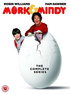 Mork & Mindy: Complete Collection [DVD] 18.79 + delivery @ Amazon