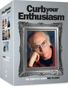 Curb Your Enthusiasm - Complete HBO Season 1-8 [DVD] 31.99 @ Amazon