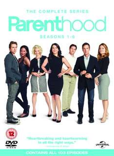 Parenthood: The Complete Series (Box Set) [DVD] £19.70 using code SIGNUP10 (supposed to be for new accounts but works for existing account holders too) @ zoom.co.uk
