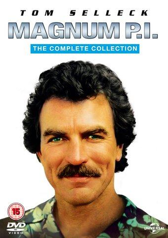 Magnum P.I. - Complete Collection Series 1-8 DVD Boxset £25.49 @ zavvi