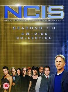 NCIS: Seasons 1-8 (Box Set) [DVD] £18.08 using code SIGNUP10 (supposed to be for new accounts but works for existing account holders too) including free delivery @ zoom.co.uk