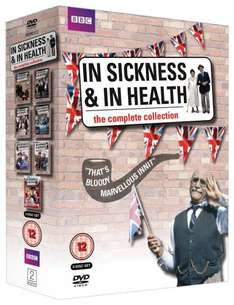 In Sickness and in Health -The Complete Collection [DVD] [1985] £14.99 (Prime) @ Amazon (if you aren't a prime customer then you're better to buy from zavvi @ £15.99)