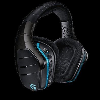 Logitech G933 wireless 7.1 surround pro gaming headset Used - Very Good £57.28 in basket@Amazonwarehouse