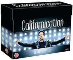 Californication: The Complete Collection (Box Set) [DVD] £19.52 using code SIGNUP10 (supposed to be for new accounts but works for existing account holders too) @ zoom.co.uk