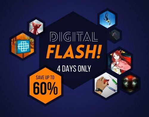 PlayStation Store EU Digital Flash Sale (PS4)!