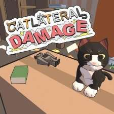 Catlateral Damage knocked down to £3.99 from £9.49 :) @ PSN Store - PSVR PlayStation VR PS4