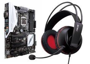 asus z170 pro gaming + free headset £129.99 @ Ebuyer