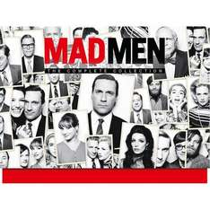Mad Men - Complete Collection Seasons 1 - 7 Blu-ray £34.99 @ zavvi