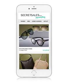 Apple iPhone 6 Plus unlocked silver 128GB for only £539 at secretsales.com