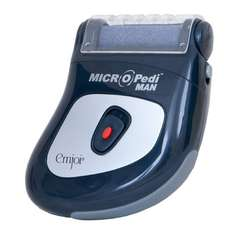 Micro Pedi Man - Rapid Hard Dry Rough Skin Remover for the Feet - Electric Pedicure £7.58 (Prime) Lightning Deal @ Amazon