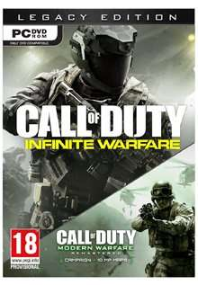 Call of Duty: Infinite Warfare Legacy Edition | PC | £25.99 electronicfirst