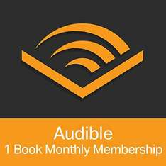 Amazon - £15 credit for £7.99 - sign up with Audible (new customers only)